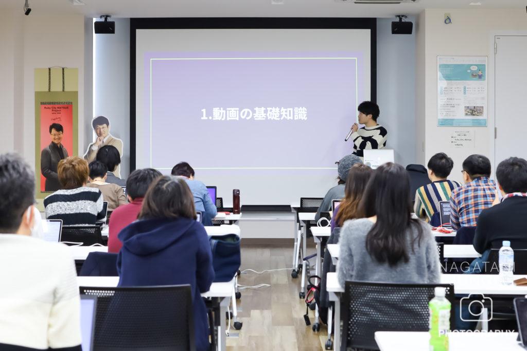 Shimane WordPress Meetup #8「動画×WordPress」