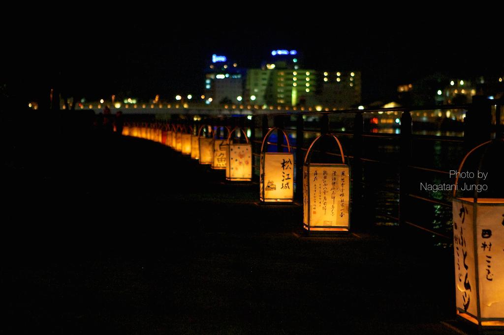 大橋川水上遊覧