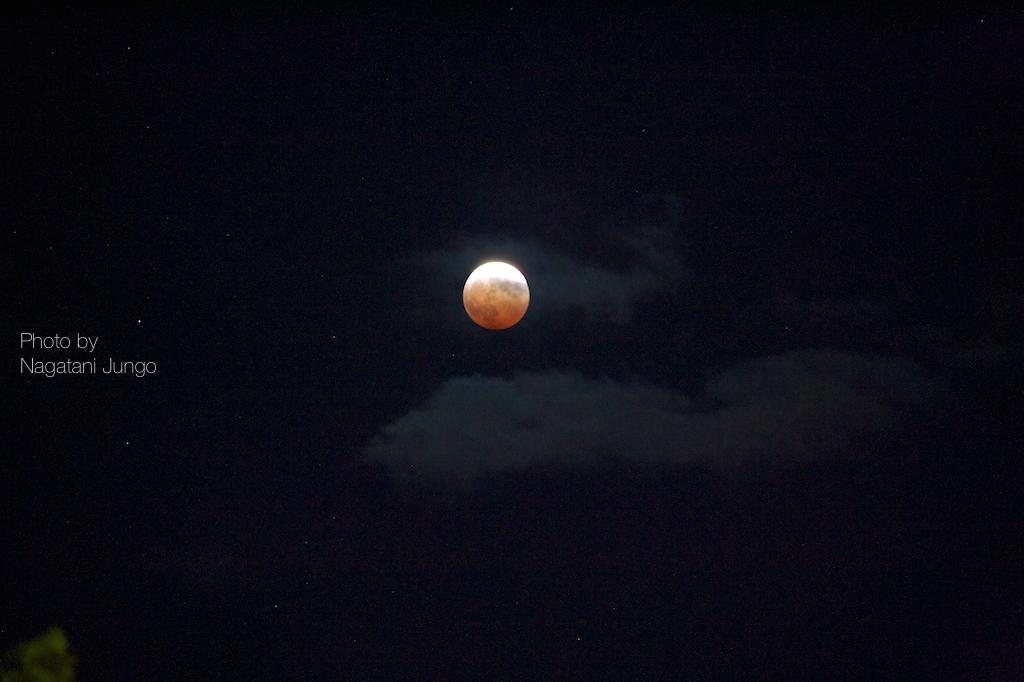 皆既月食 (2)