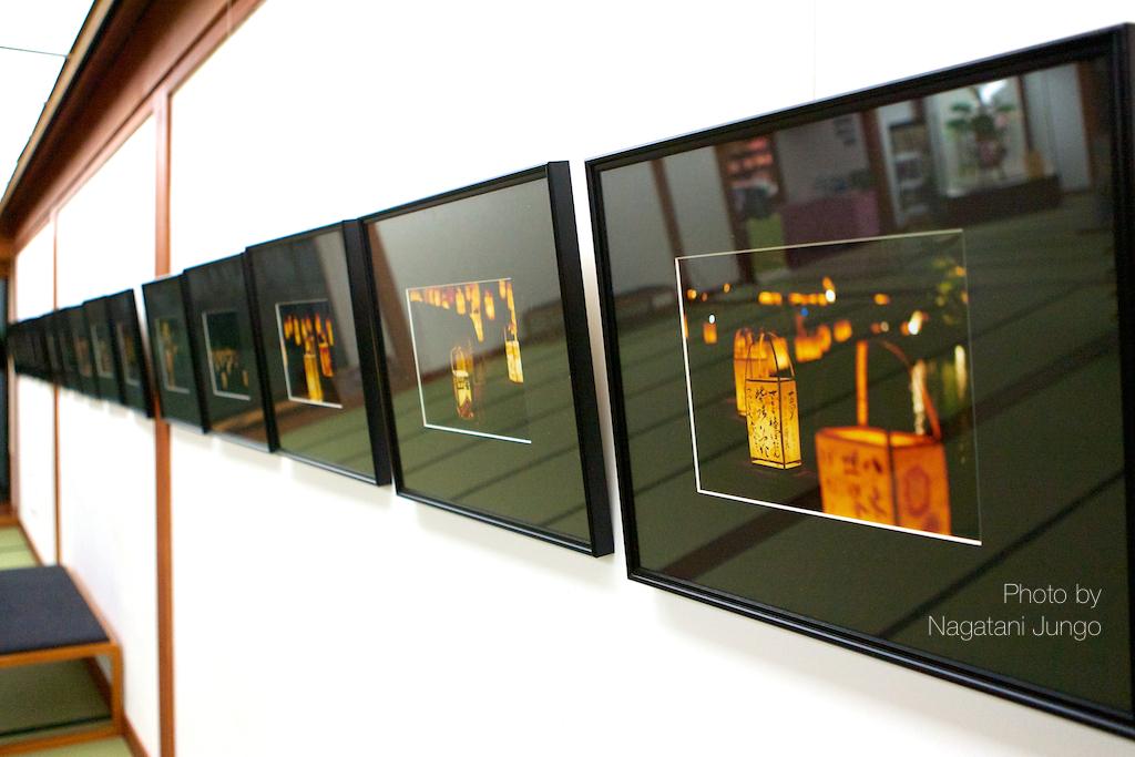 写真展「光の道標」in 松江歴史館