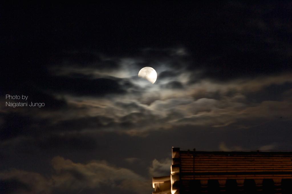 皆既月食 (4)