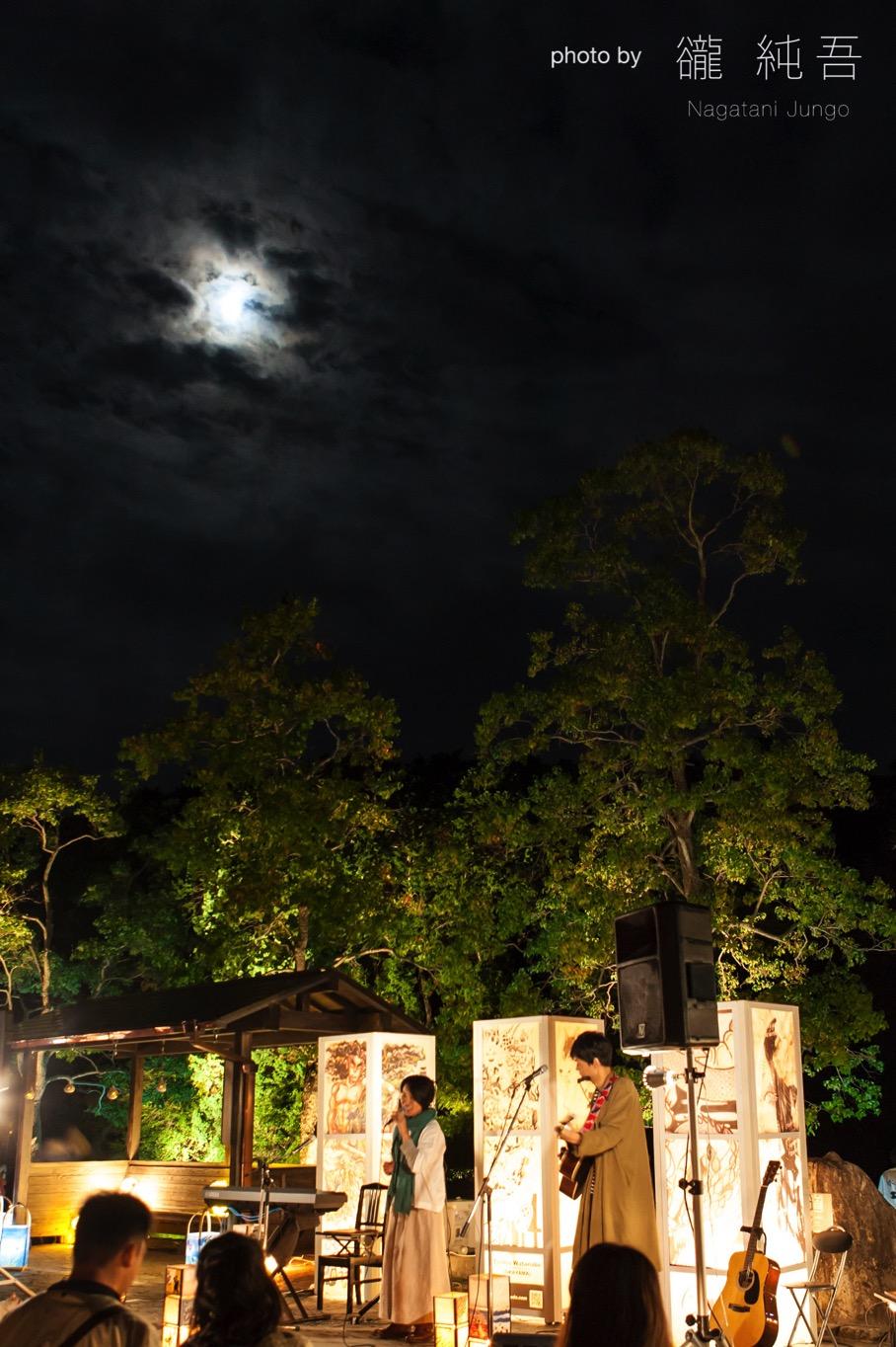マイトリーライブ~松江水燈路2017