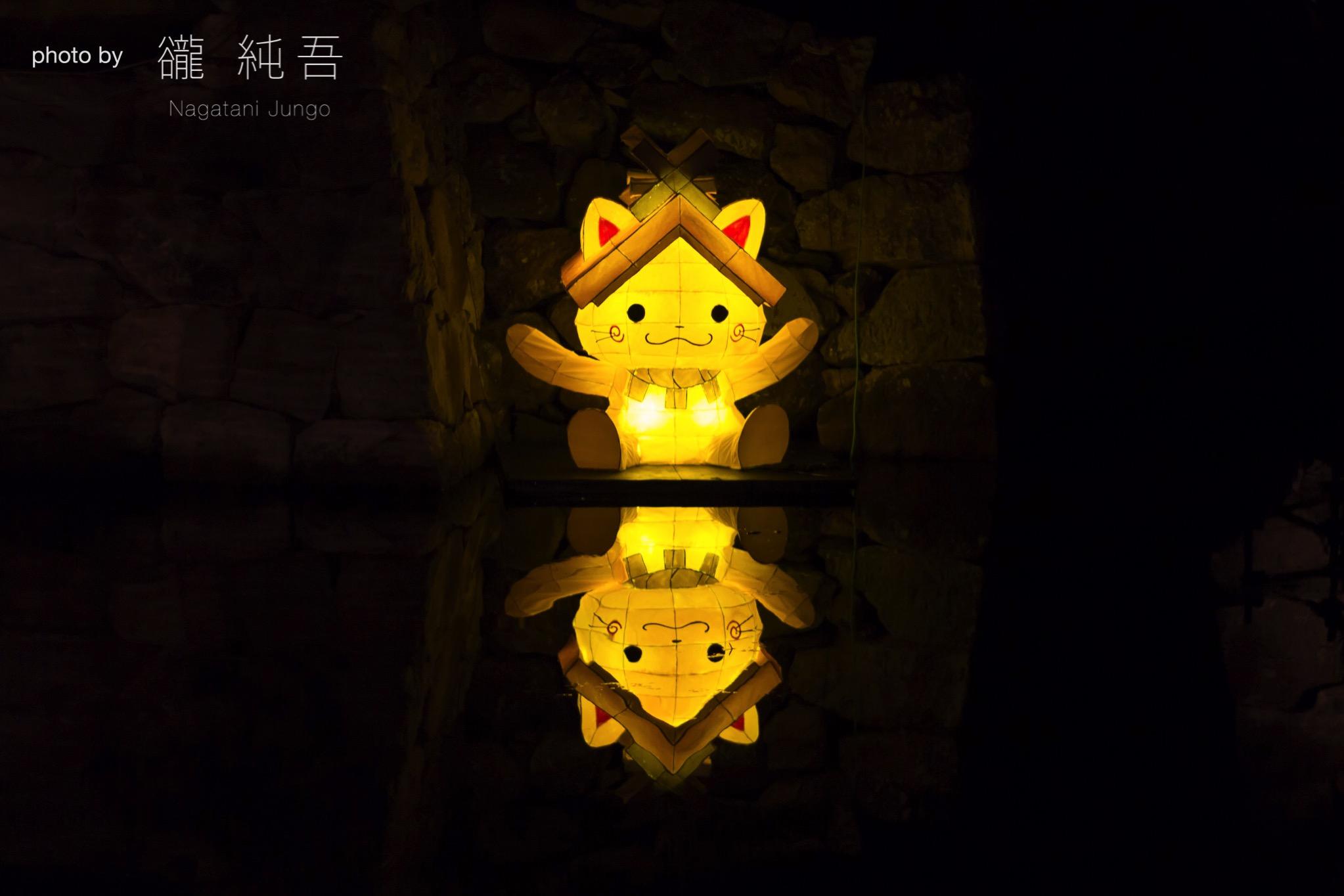 しまねっこねぶた~松江水燈路2017